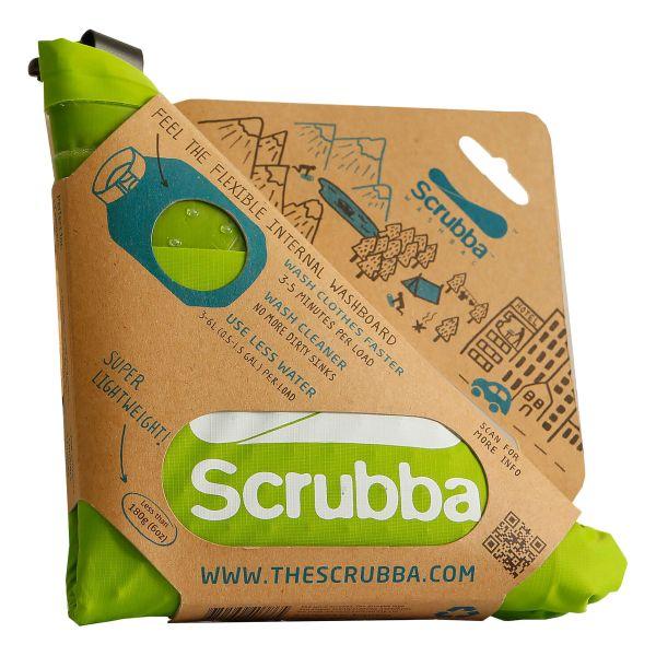 Scrubba Wash Bag green