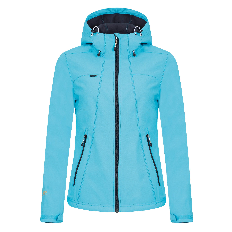 Jacket Icepeak Sisko Woman turquoise
