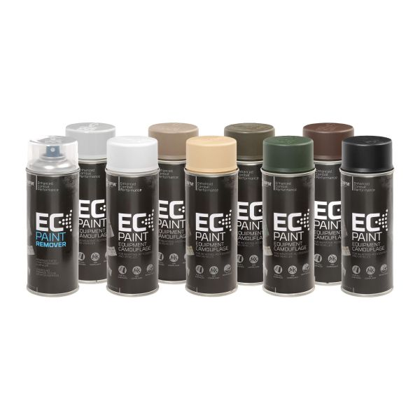 Camo Spray Paint NFM EC Paint All-in-one-Set