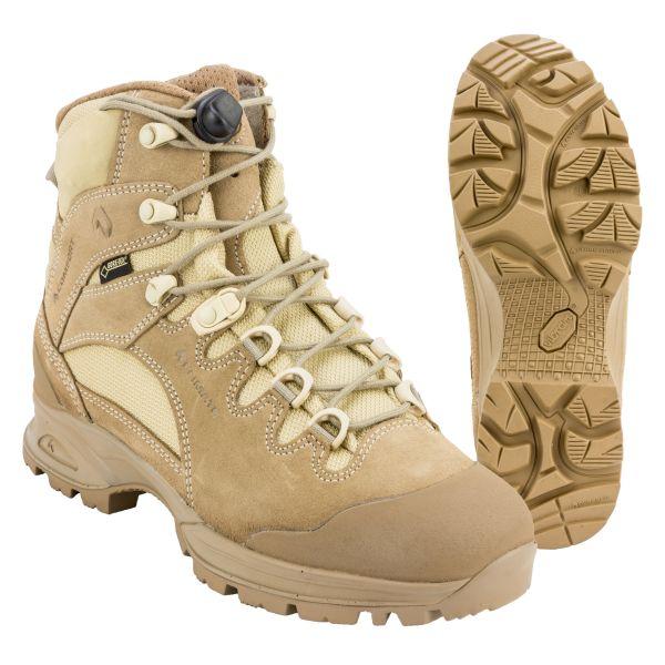 Boots Haix Scout desert