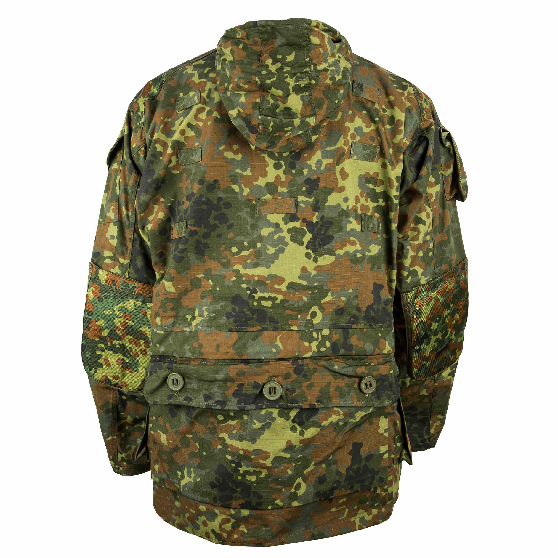 Mil-Tec SMOCK LIGHT WEIGHT FLECKTARN Outdoorjacke Jacke
