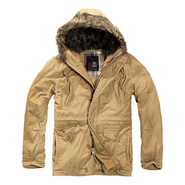 Jacket Brandit Vintage Explorer camel