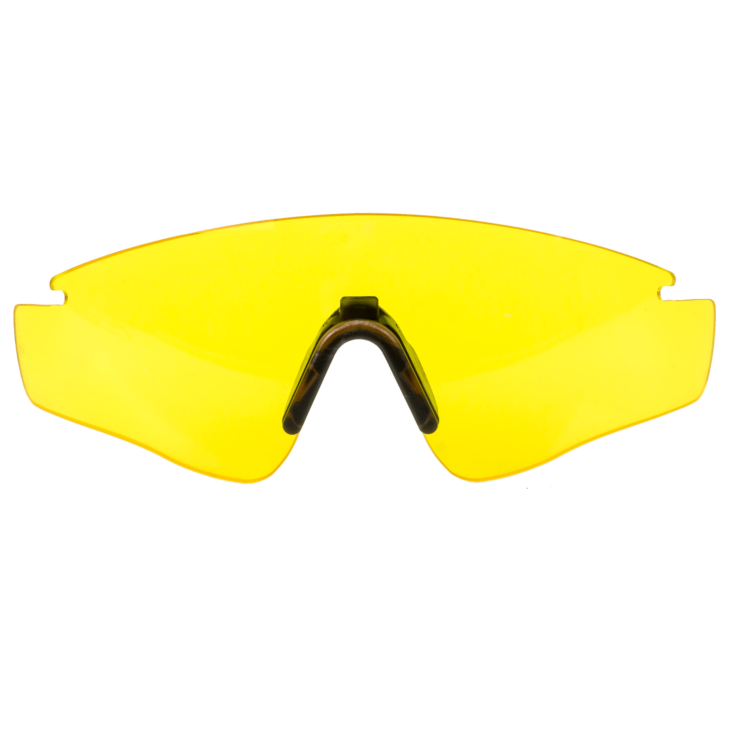 Replacement Lens Revision Sawfly Max-Wrap yellow regular