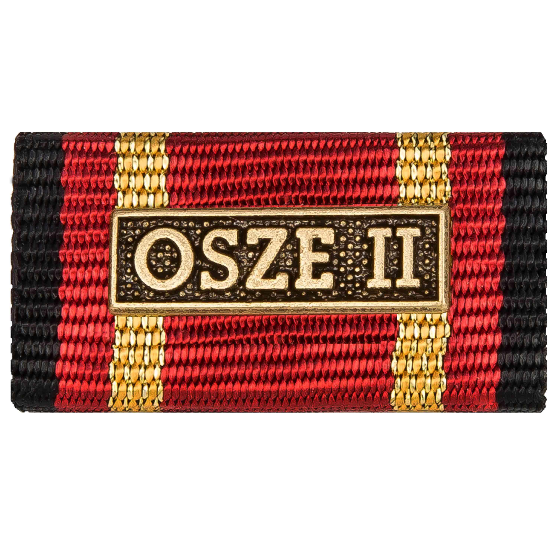 Service Ribbon Deployment Operation OSZE 2 bronze