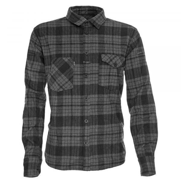 LMSGear Shirt The Flannel grey/black
