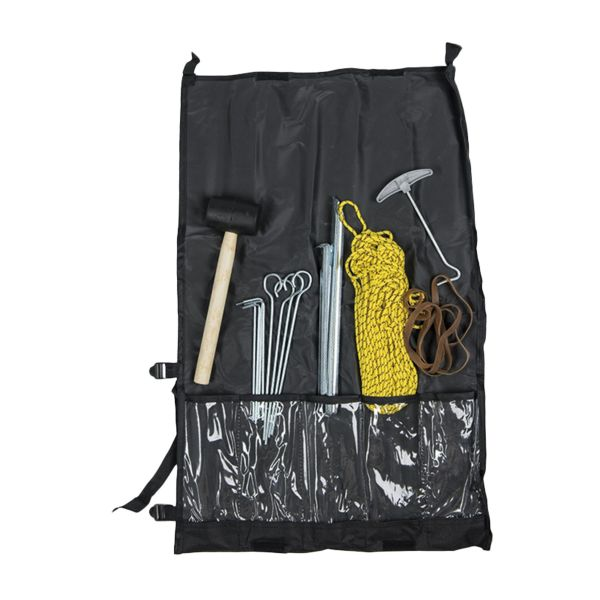 Tent Stake Set with Hammer