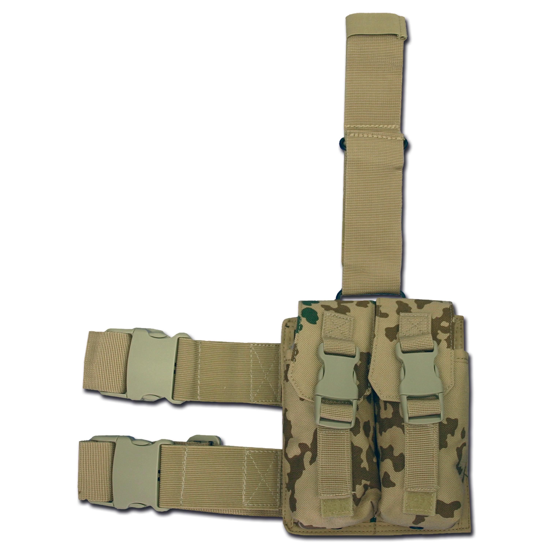 Tactical Magazine Pouch G36 fleckdesert