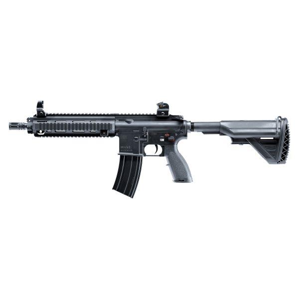 Umarex Airsoft Assault Rifle HK416 CQB V2 1.3 J S-AEG black