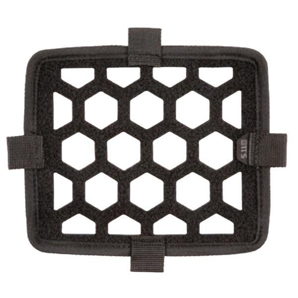 5.11 Auto VR Hexgrid Headrest Cover black