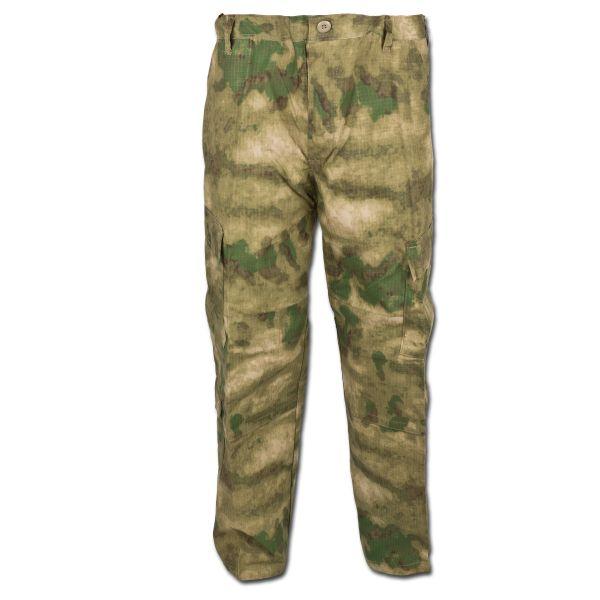 MFH Field Pants ACU HDT-camo FG