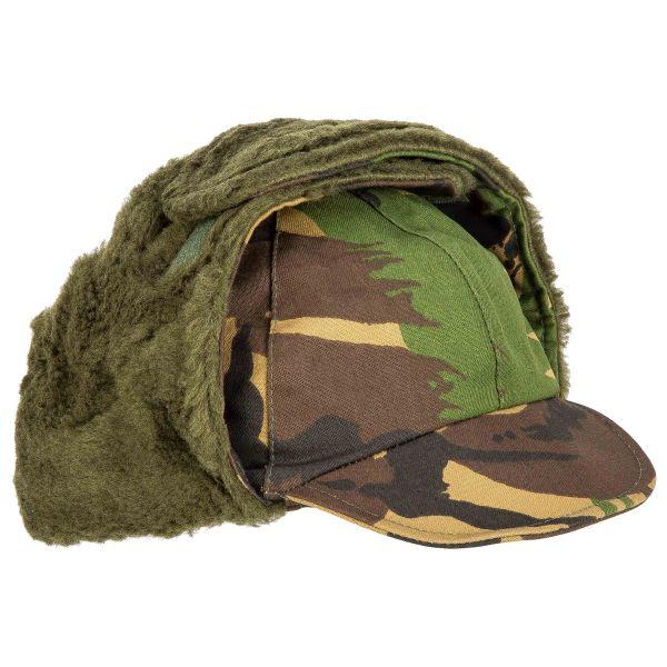 Dutch Army Winter Cap Like New camo