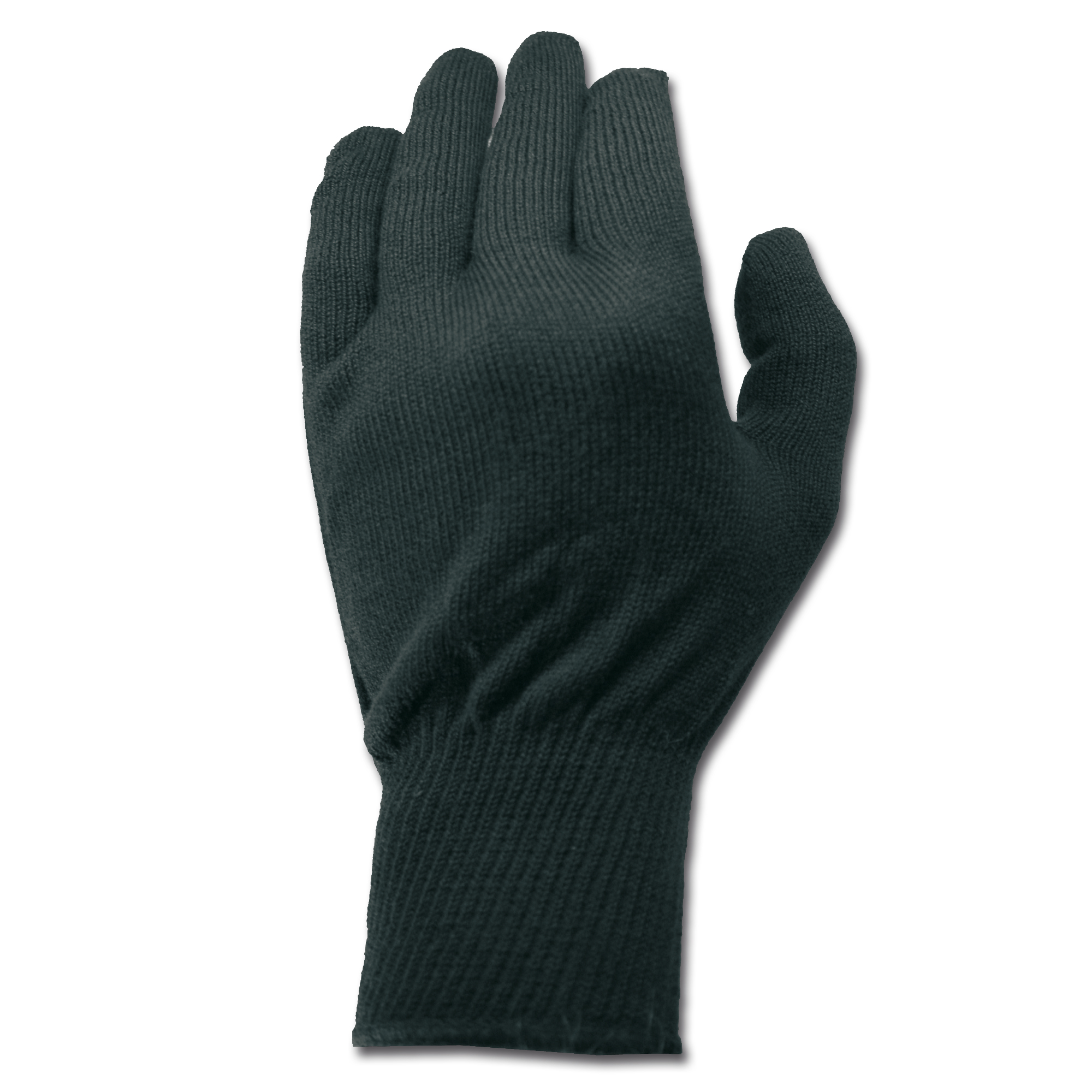 Glove Liners Polypro black