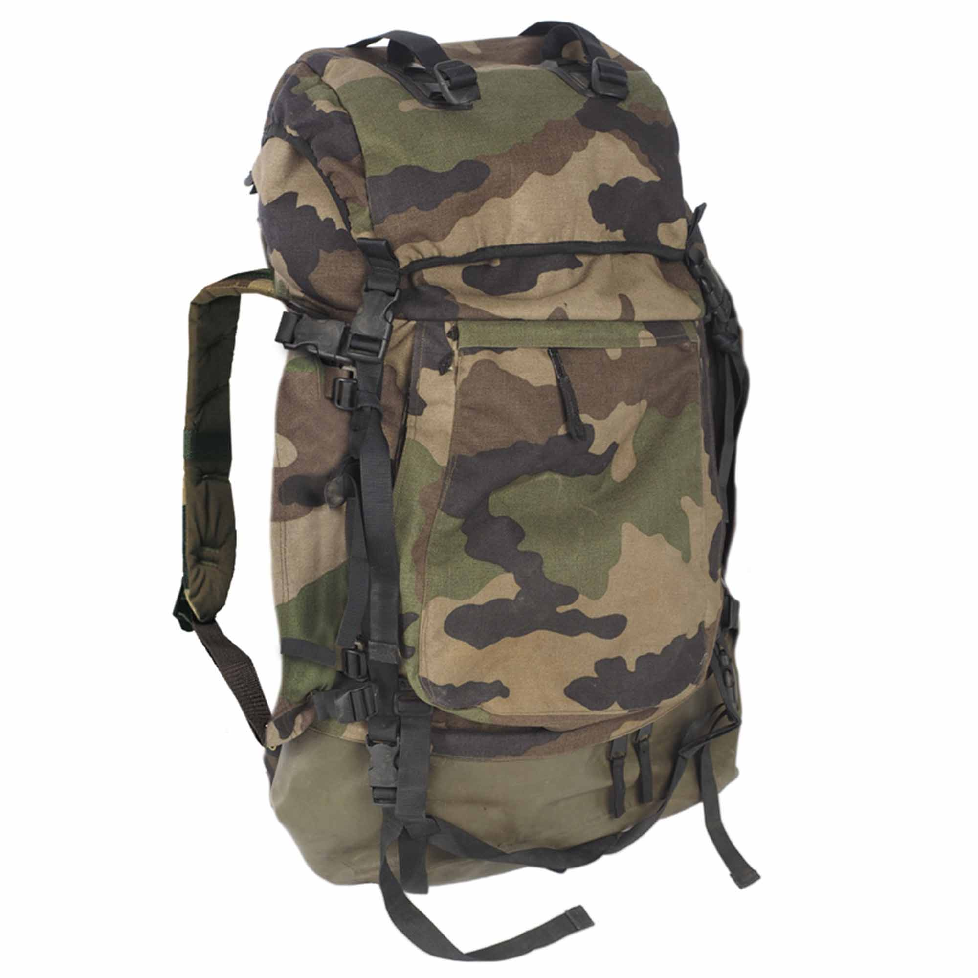 French Backpack F2 CCE Used