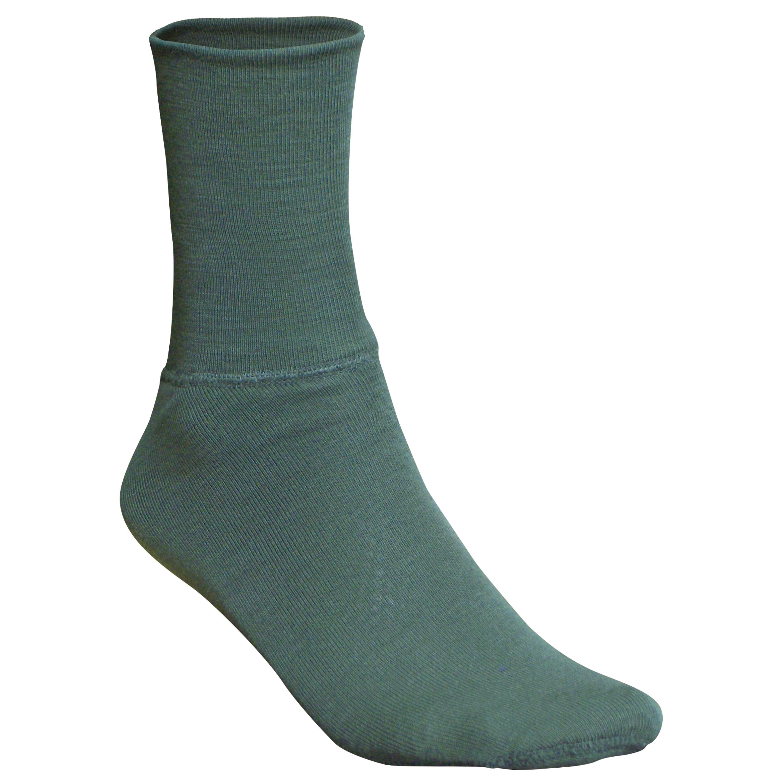 Brynje Socks olive