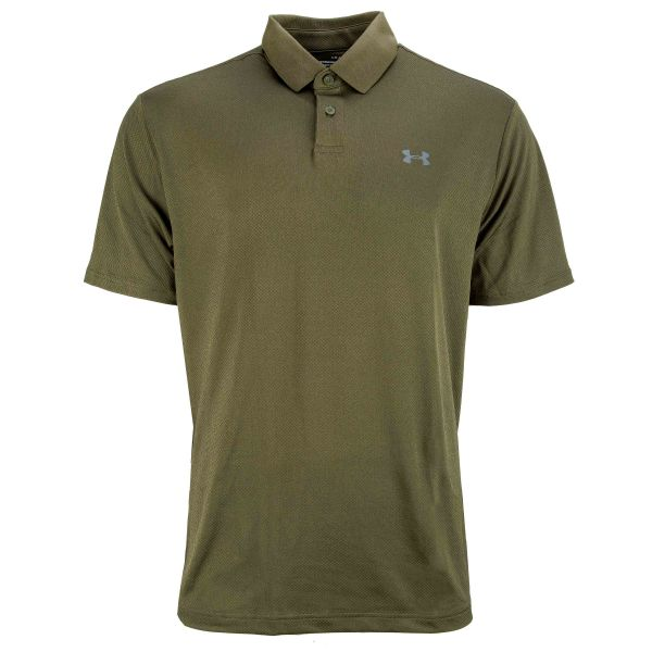 Under Armour Polo Shirt Performance 2.0 2019 guardian green