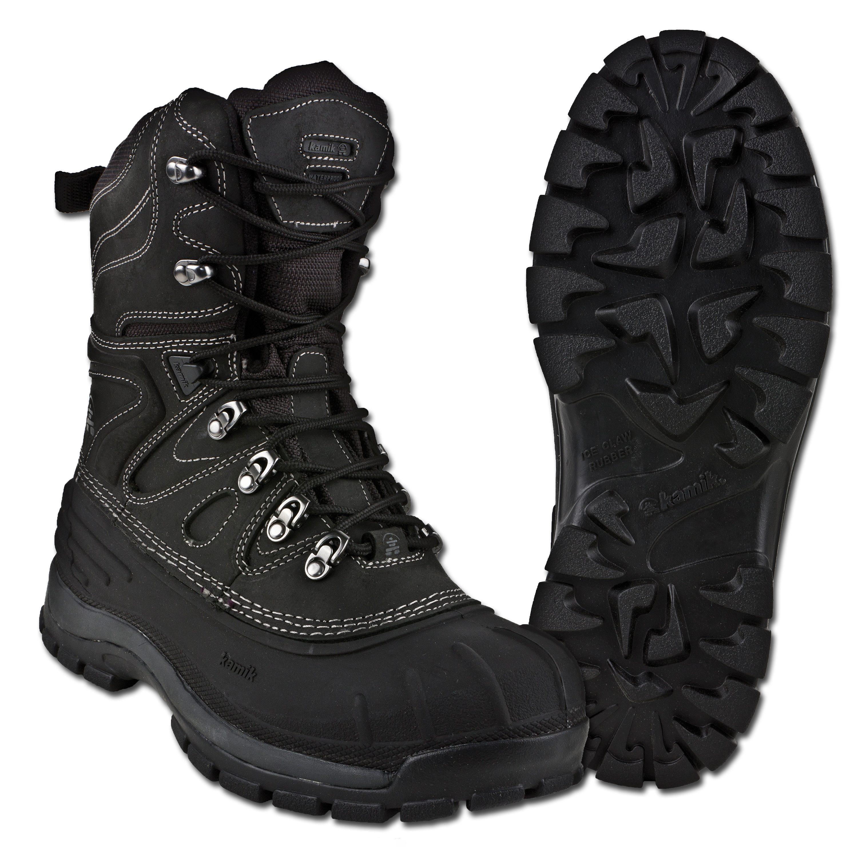 Boots Kamik Patriot, black