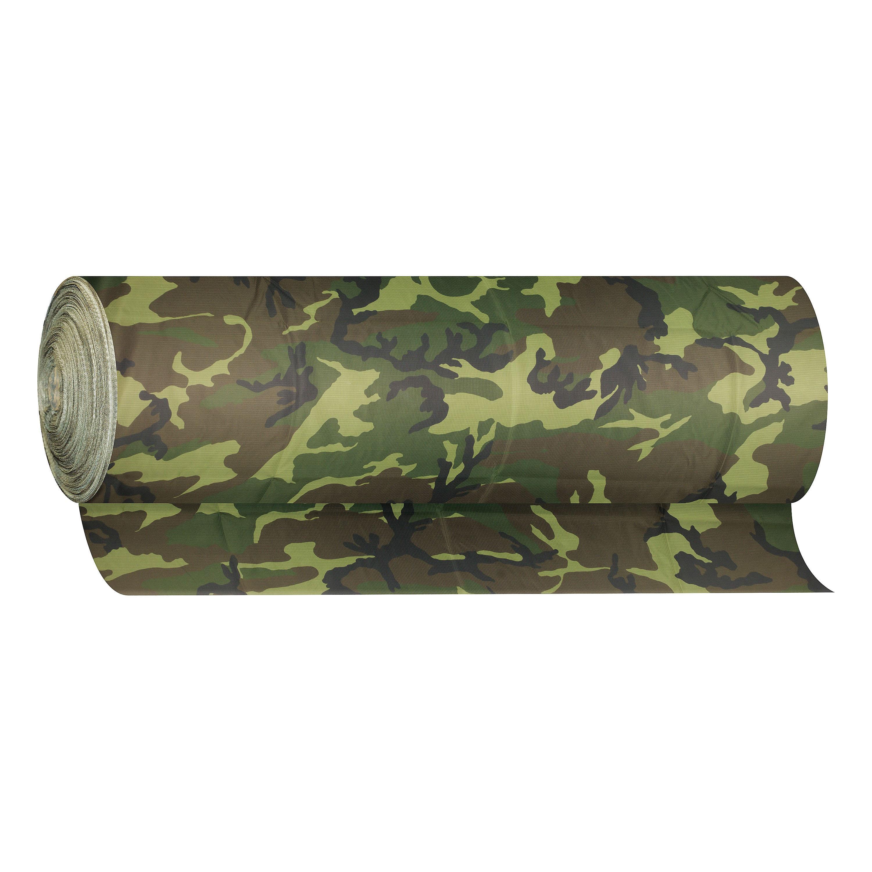 Fabric Ripstop woodland Bulk