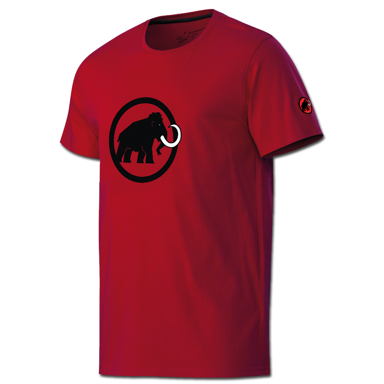 T-Shirt Mammut Logo Shirt inferno-black