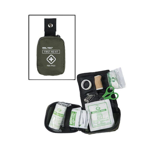 First Aid Kit Mini olive