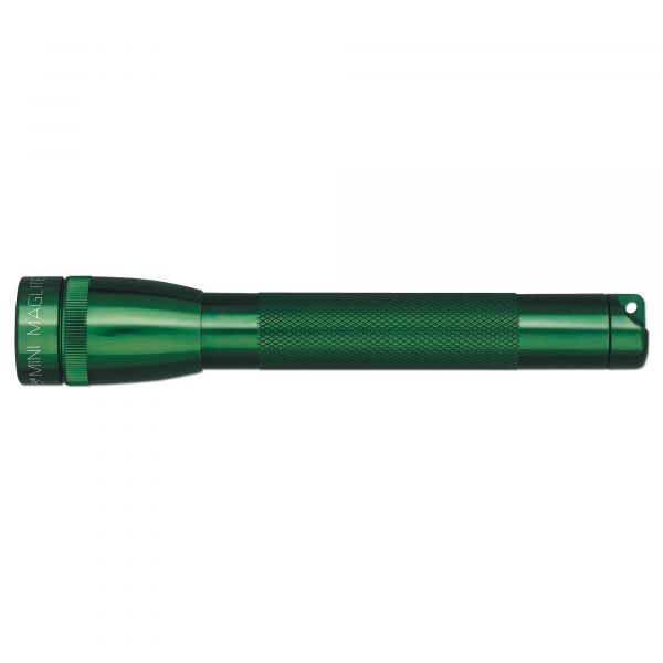 Mini Mag-Lite green