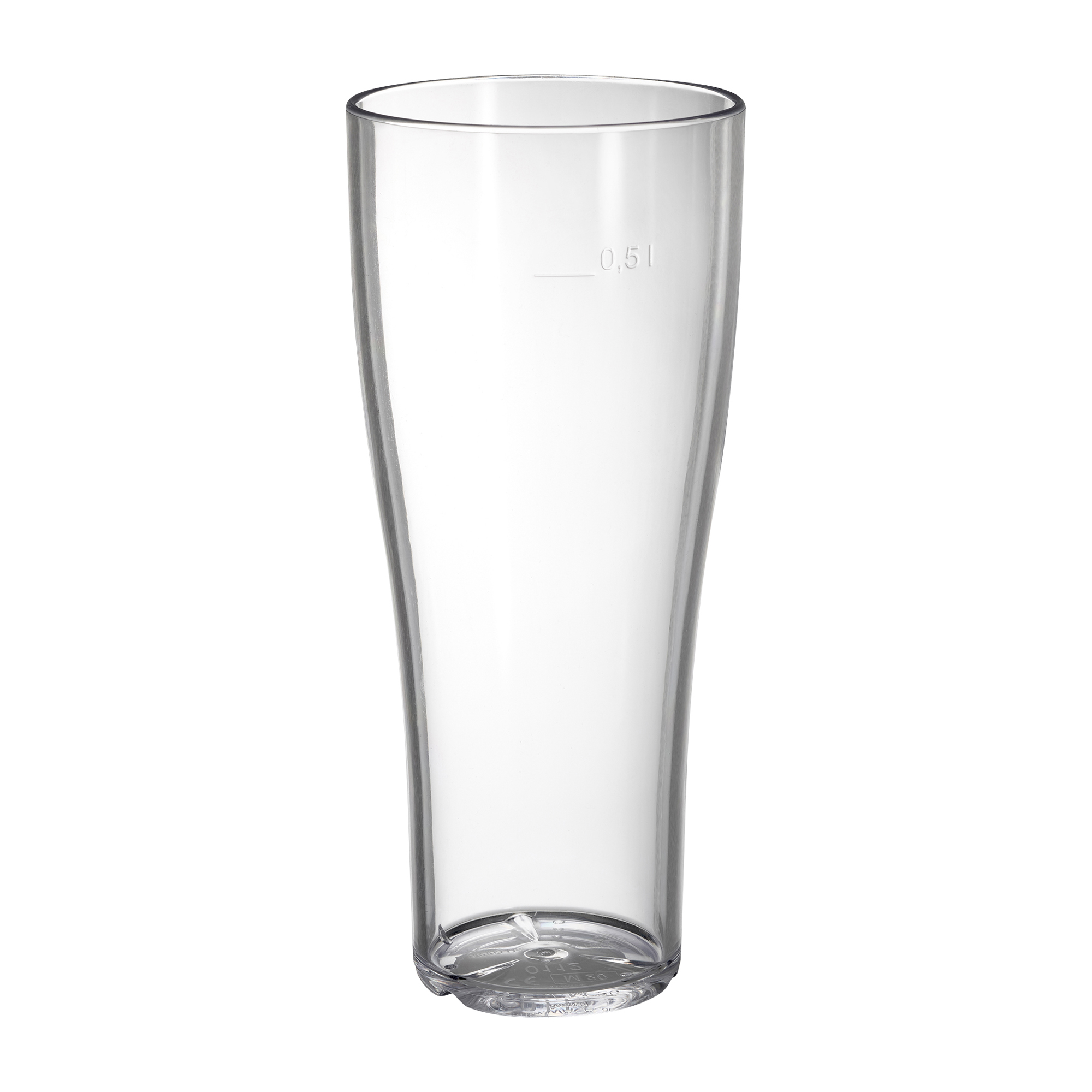 Lexan Beer Glass