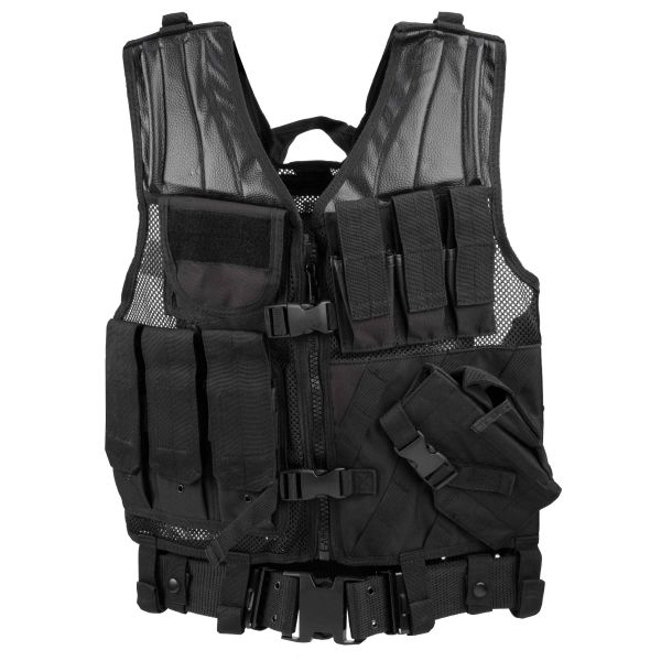 Combat Vest USMC black