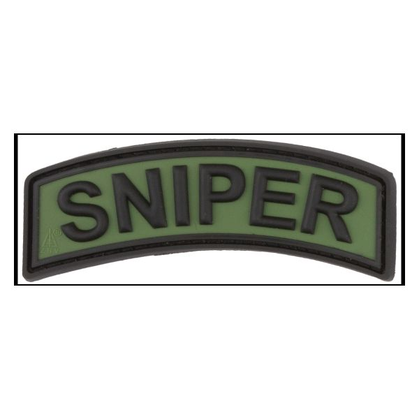 3D-Patch Sniper Tab forest