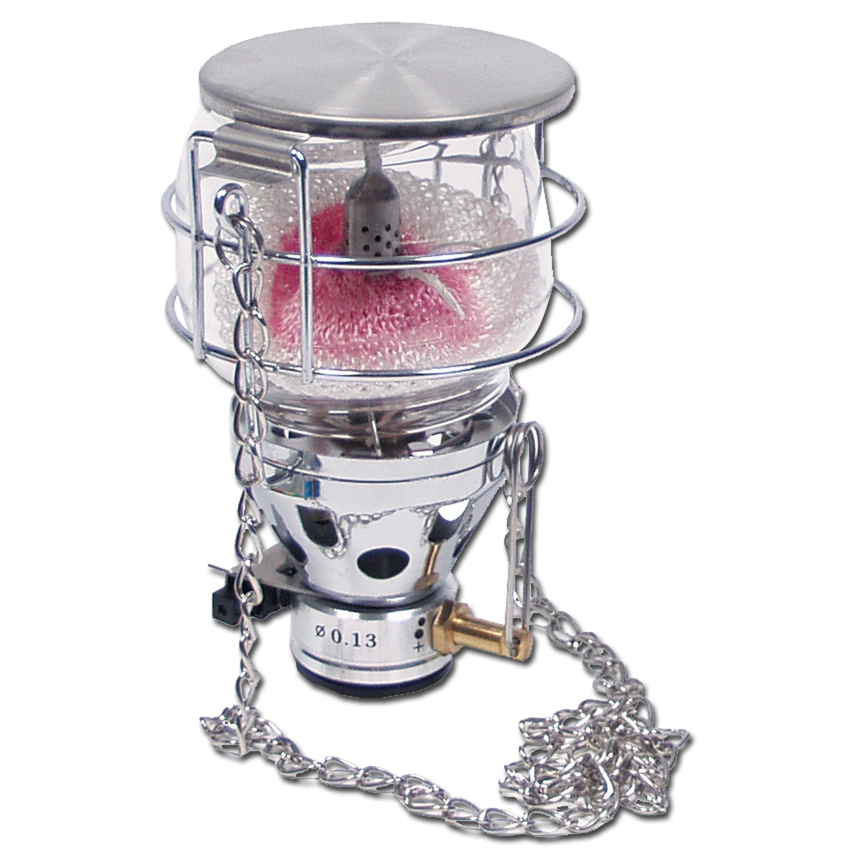 Gas Lantern with Piezo Ignition