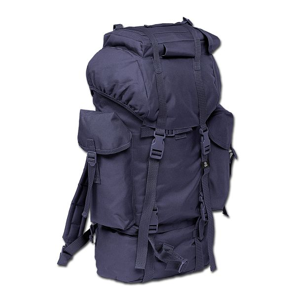 Brandit Combat Backpack navy blue