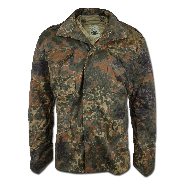 Field Jacket M-65 Style flecktarn