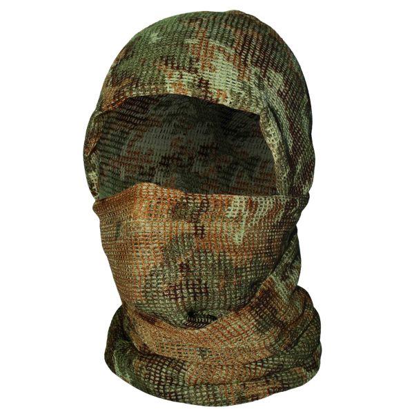 Commando Scarf vegetato woodland