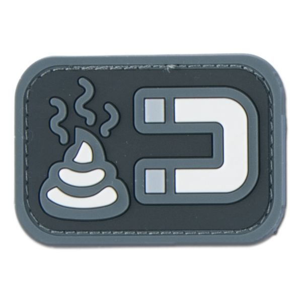 3D-Patch Shit Magnet swat