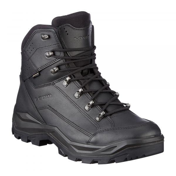 LOWA Shoe Renegade II GTX MID TF Ws black