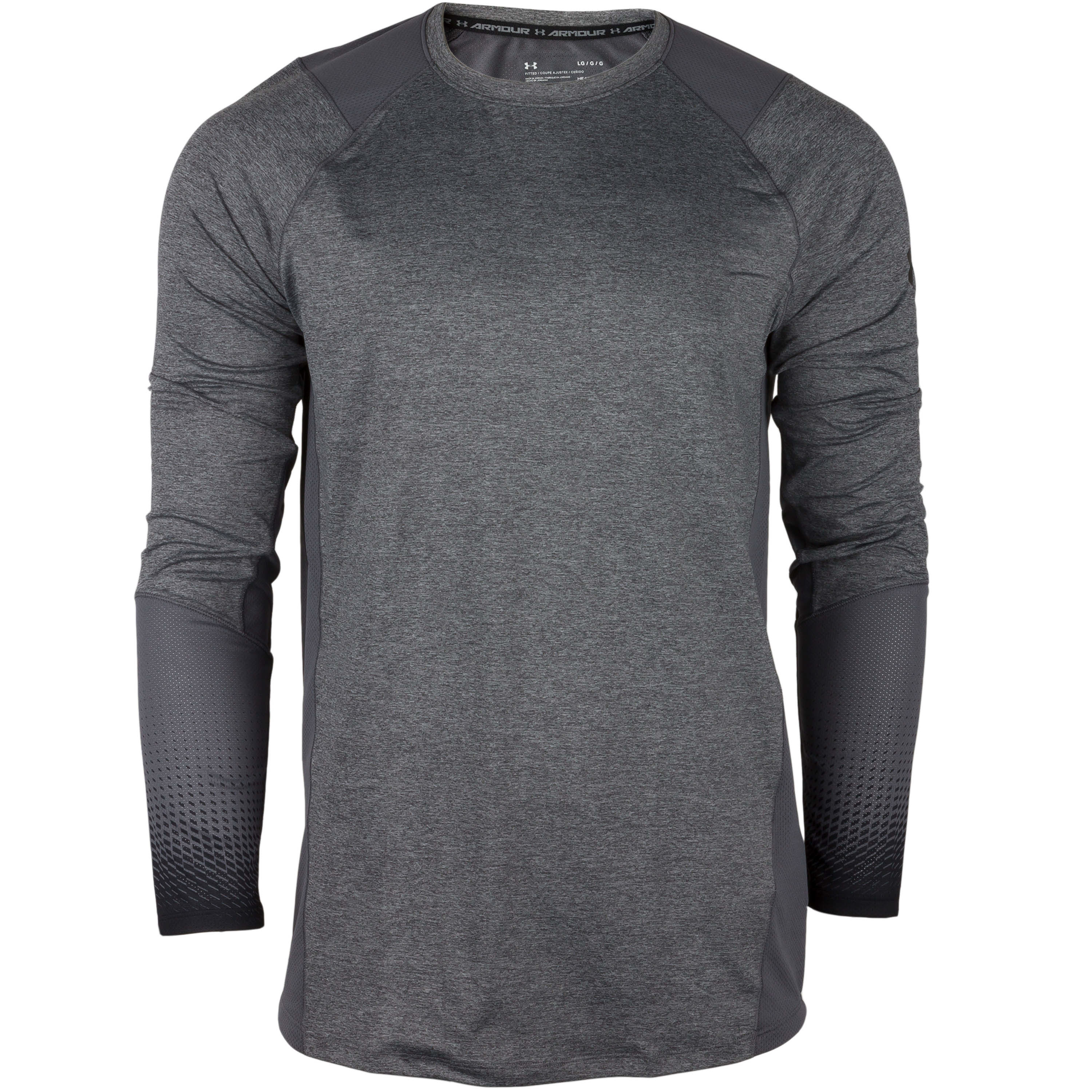 Under Armour Long Arm Shirt Raid 2.0 Graphic gray