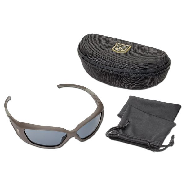 Sunglasses Revision Hellfly taupe/smoke