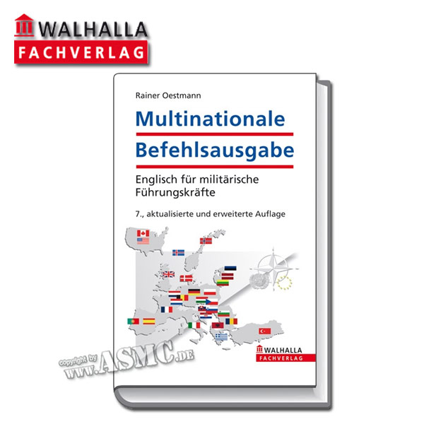 Book Multinationale Befehlsausgabe