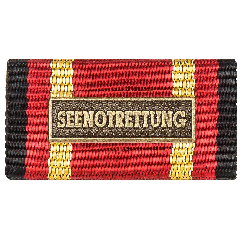 Service Ribbon Deployment Operation SEENOTRETTUNG bronze