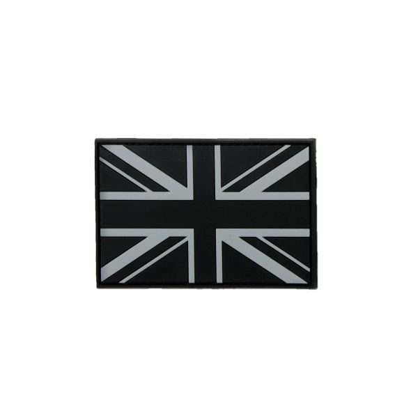 3D-Patch Great Britain Flag swat