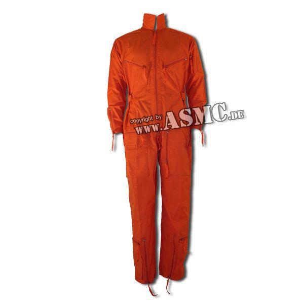 Flight Suit orange