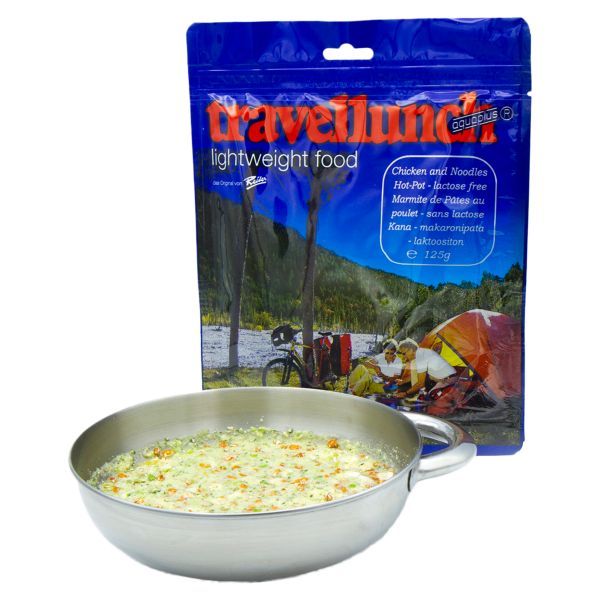 Travellunch Chicken & Noodles Lactose Free