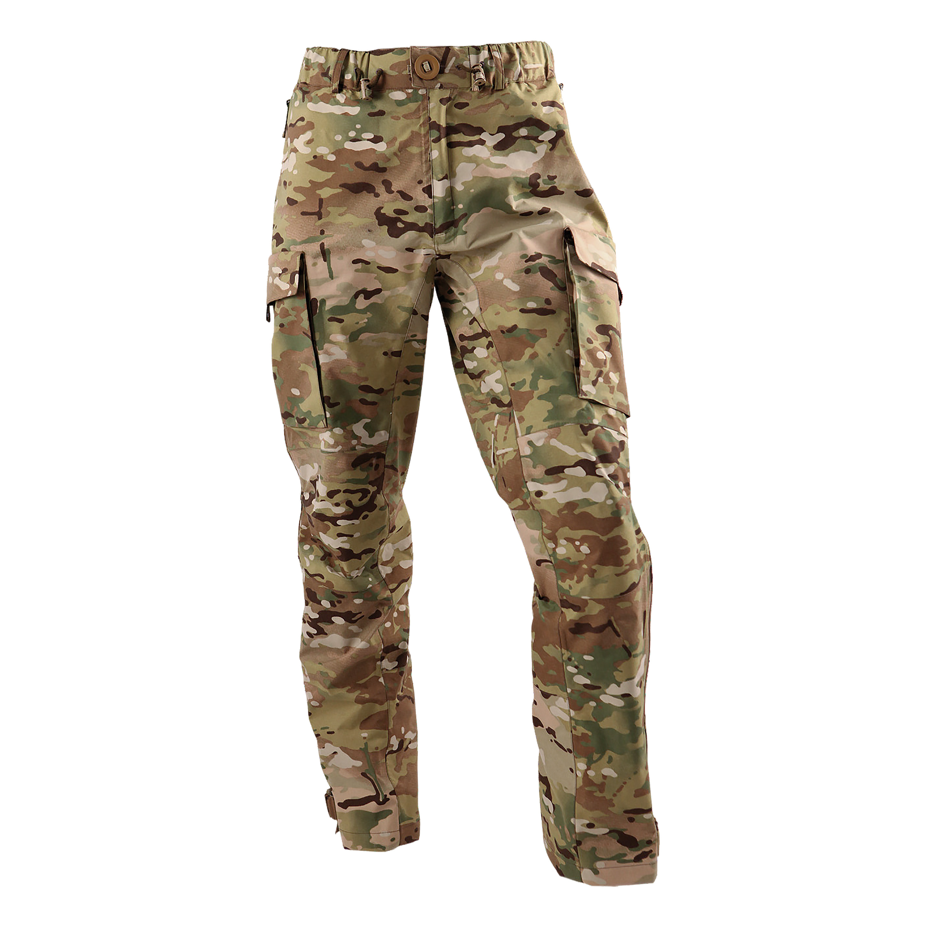 Wet Weather Pants Carinthia Tactical multicam