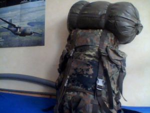 BW rucksack