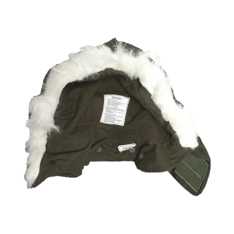U.S. Parka Fur Hood M65 Original GI