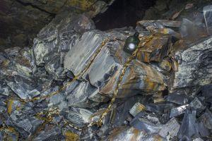 Nalgene Oasis goes mining