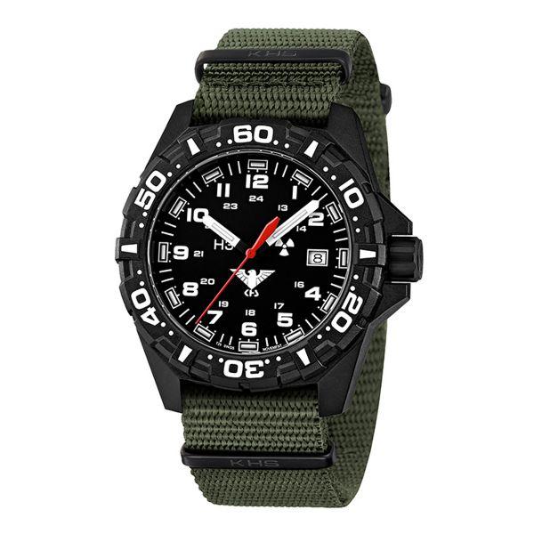 KHS Wrist Watch Reaper Nato olive
