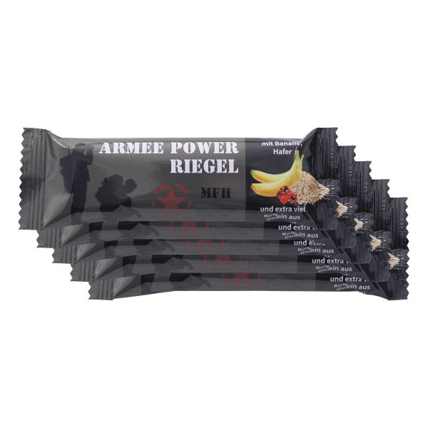 MFH Army Power Bar 60 g 5 Pack