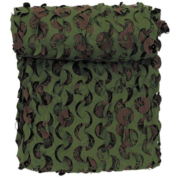 British Camouflage Net Flame Resistant DPM 3 x 3 m