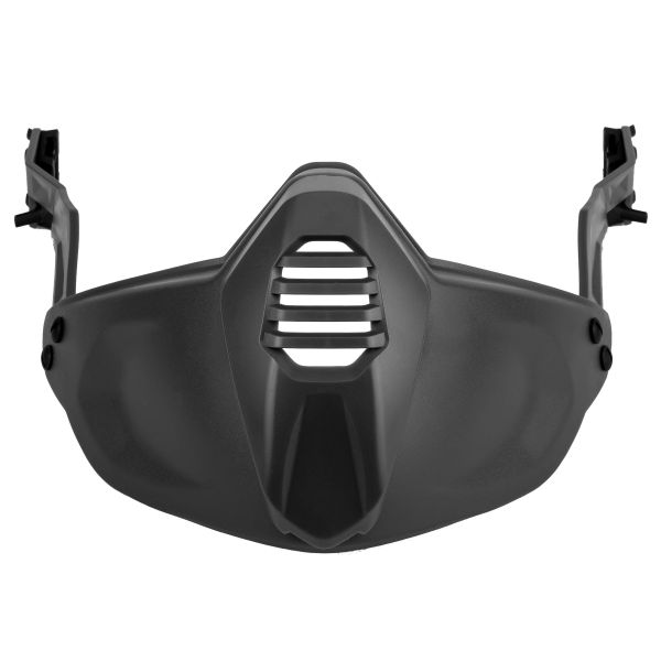 FMA Airsoft Protective Mask for Helmet Mounting black
