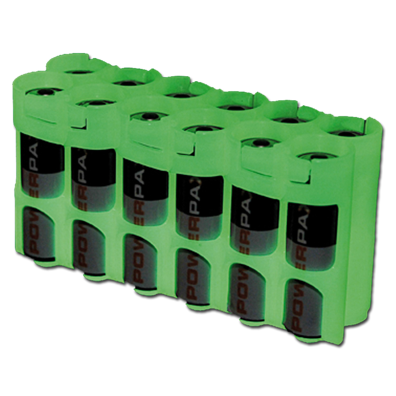 Battery Holder Powerpax 12 x AA GID