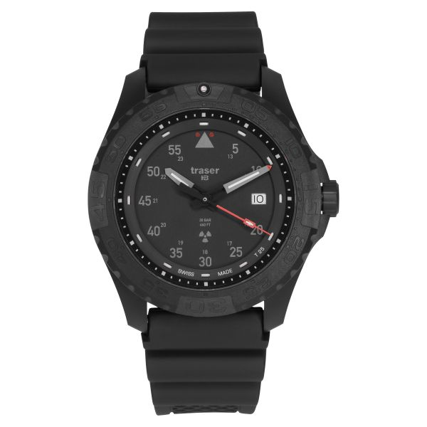 Traser H3 Watch T-7.6 WY6 Rubber Strap Limited Edition